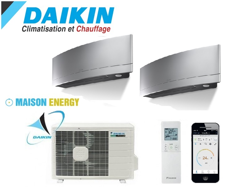3mxs52e unit s emura bi split daikin de 5 2 6 8k watts. Black Bedroom Furniture Sets. Home Design Ideas