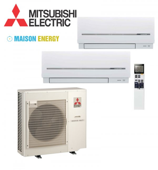 Mxz 3d68va unit s sf bi split mitsubishi electric de 6 8 8 6k watts - Mitsubishi electric clim ...