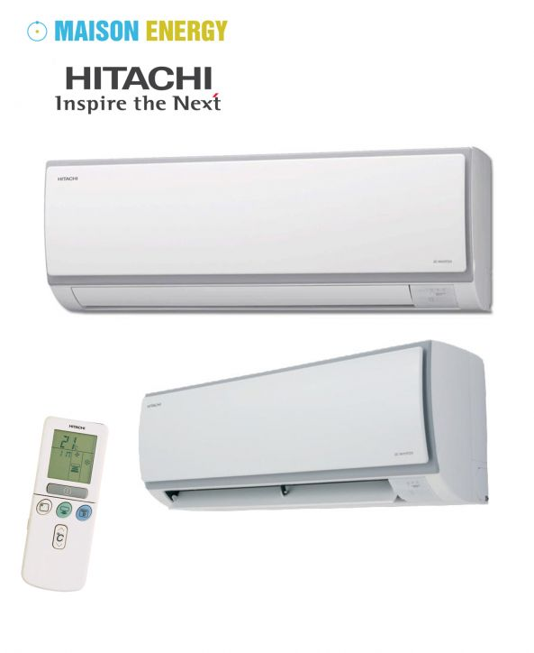 climatiseur Hitachi Summit RAK