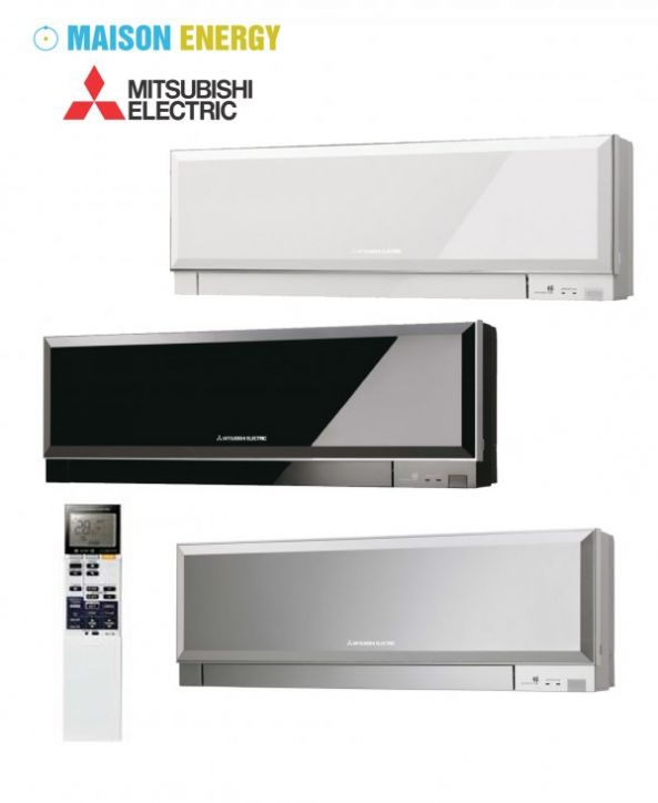 mural mitsubishi msz ef ve2 inverter monosplit de 3 2 5 8 k watts. Black Bedroom Furniture Sets. Home Design Ideas